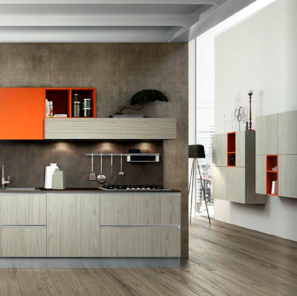 Cucina arredo 3 modello round personalizzabile nelle - Cucine d arredo ...