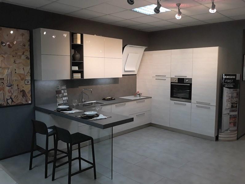 Cucine Moderne Arredo3.Cucina Arredo3 Cloe Offerta Outlet