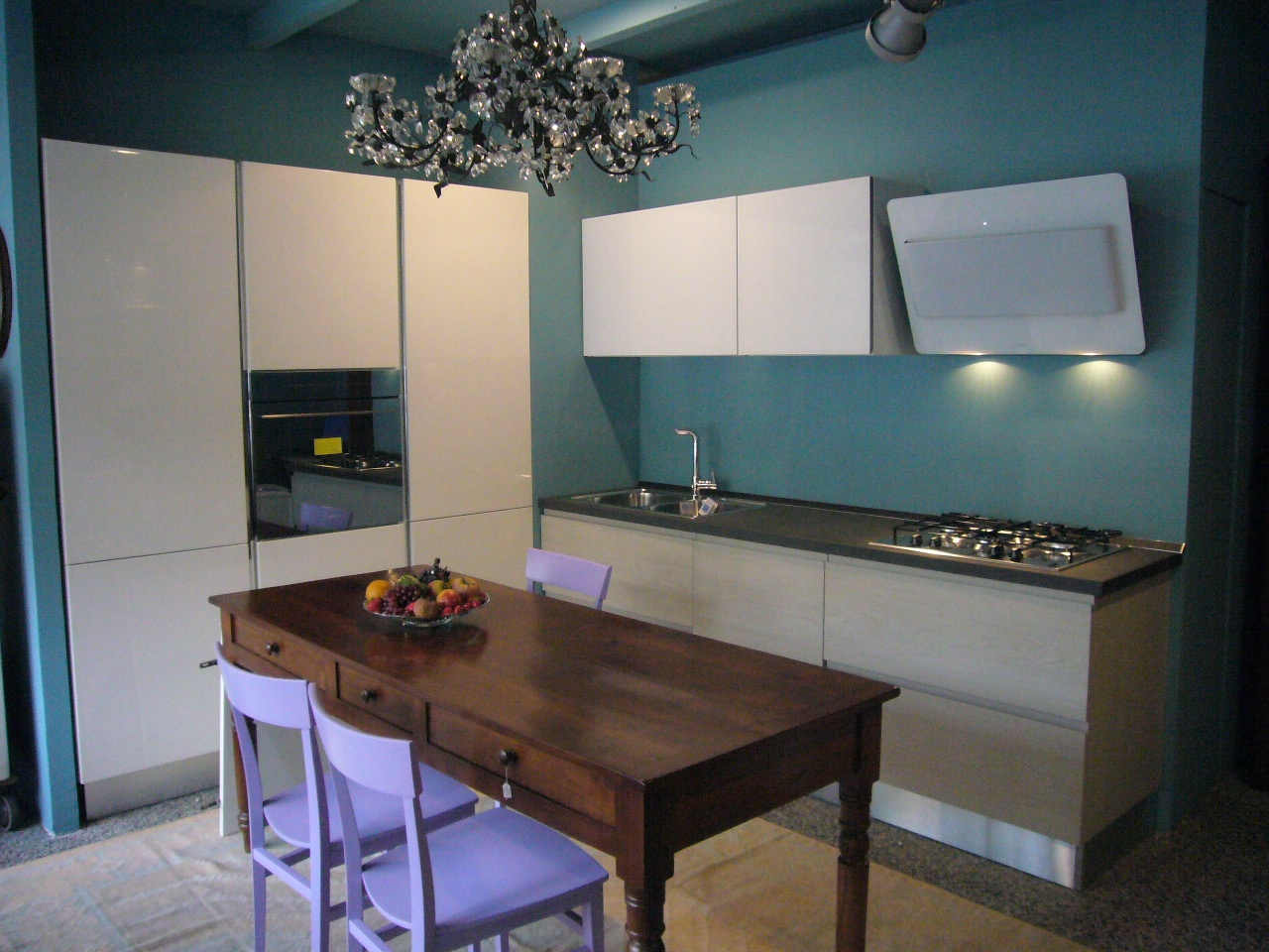 Cucine In Offerta Roma: Plana Kalì Arredo3 Scontata Del 50% Cucine  #886943 1280 960 Veneta Cucine O Arredo3