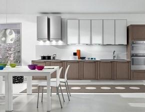 Cucina modello Itaca in Frassino laccato