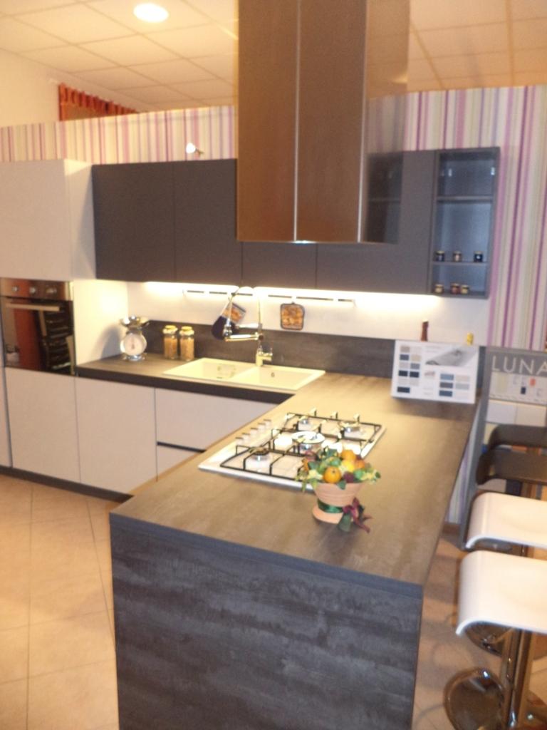 Arredo 3 cucina kali 39 scontata completa di elettrodomestici ariston cucine a prezzi scontati - Cucina kali prezzi ...