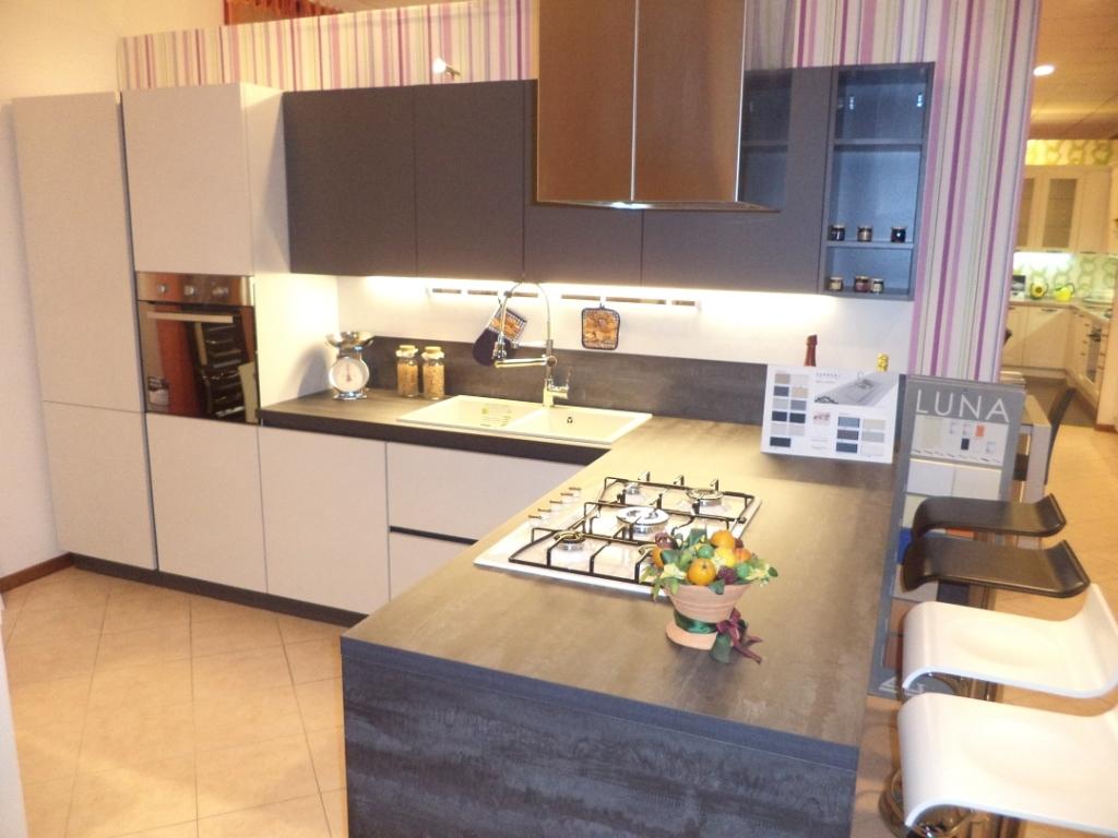 Arredo 3 cucina kali 39 scontata completa di elettrodomestici ariston cucine a prezzi scontati - Cucine arredo 3 ...
