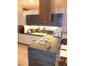 Cucina con penisola Arredo 3 cucine