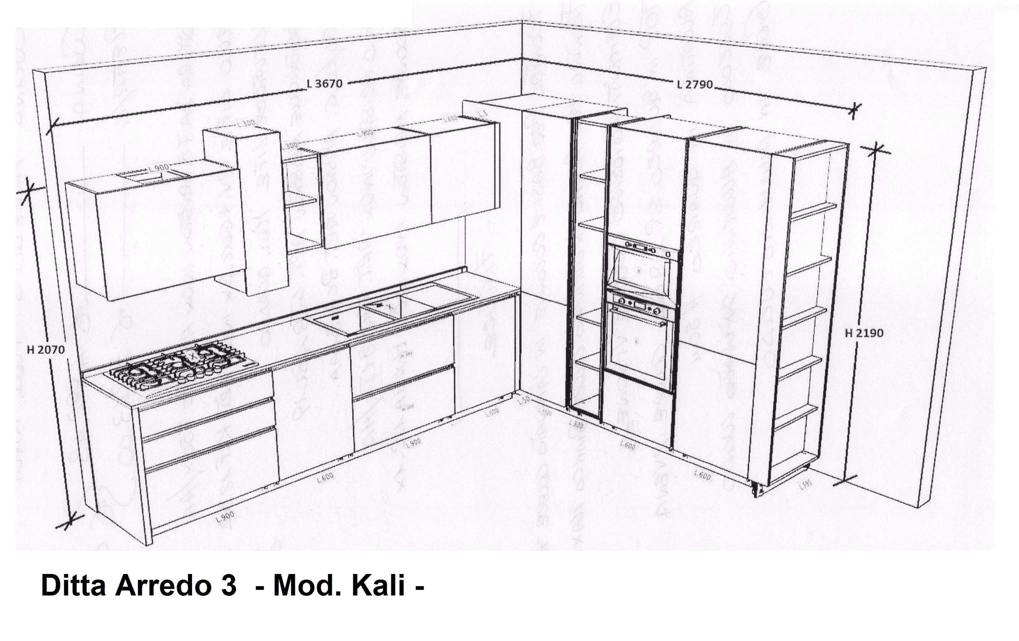 napoli schema della cucina outletnapoli
