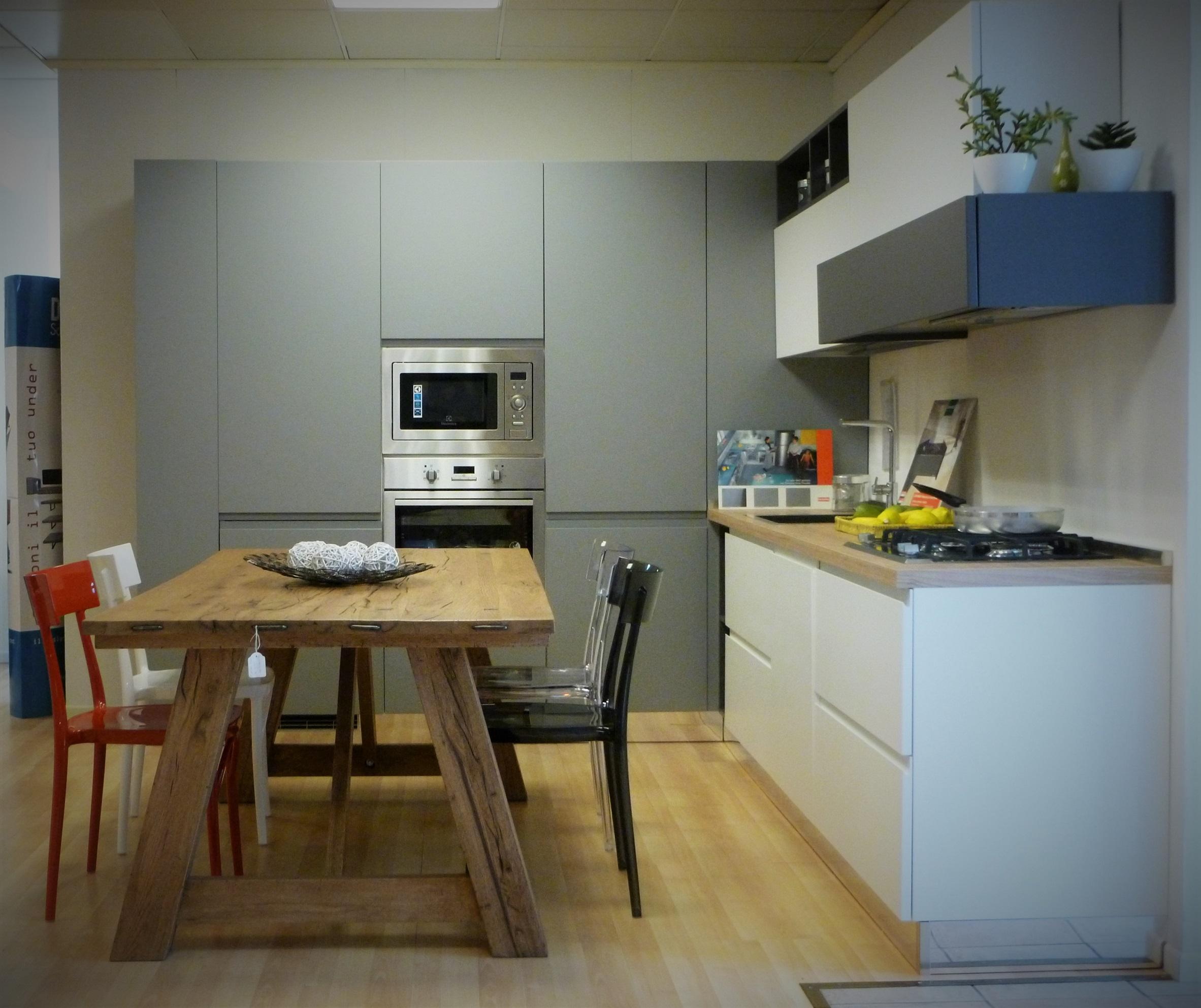 Cucina arredo3 wega moderno laccate opaco bianca cucine a prezzi scontati - Cucine wega prezzi ...