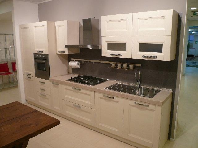 Cucina arrex 1 gioia moderna legno neutra cucine a prezzi scontati - Cucine arrex prezzi ...