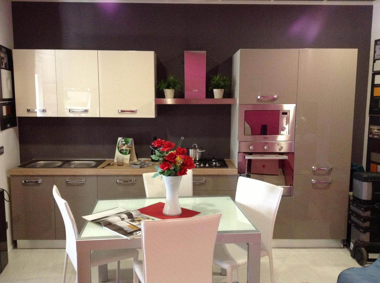 Cucina Arrex 1 Timo Scontato Del  32 % Cucine A Prezzi Scontati #A46827 1500 1120 Veneta Cucine O Arrex