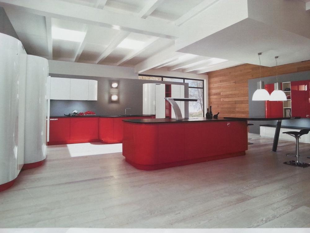 Cucine rosse kidkraft cucina vintage rossa with cucine - Veneta cucine opinioni ...