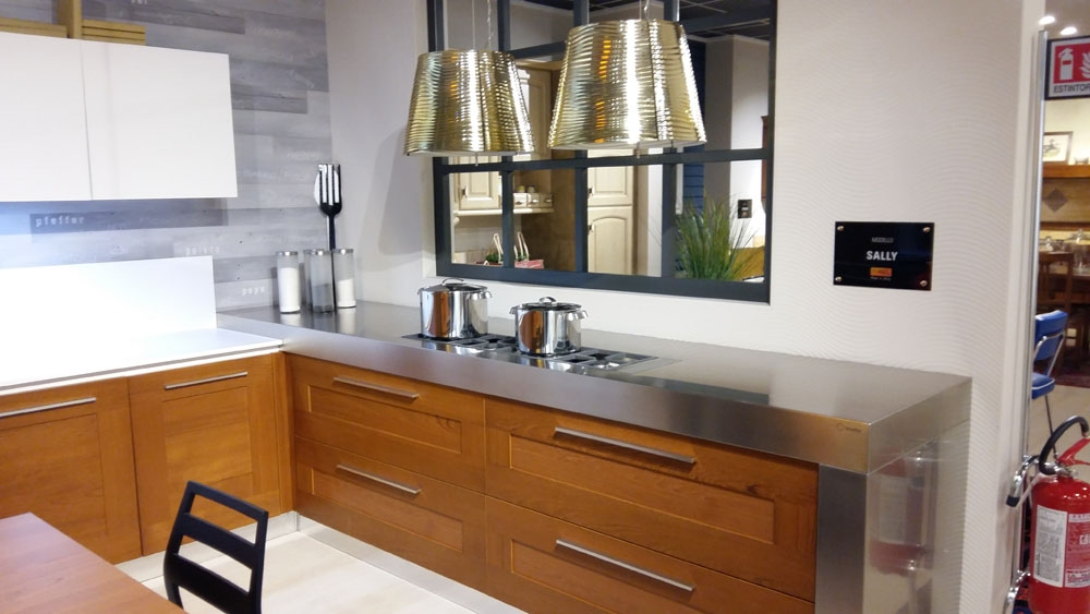 Stunning Cucine In Teak Gallery - Ideas & Design 2017 ...