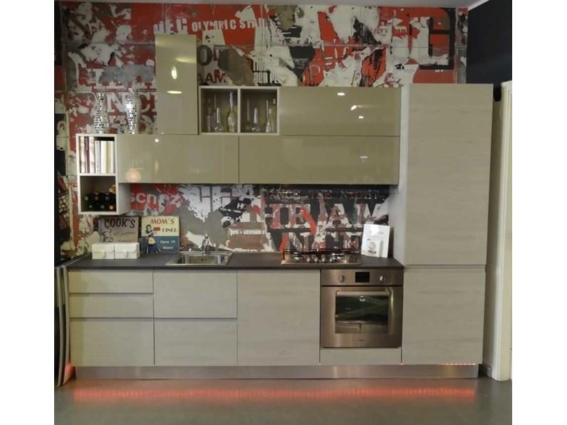 Cucina arrex arcobaleno offerta outlet for Simoni arreda milano