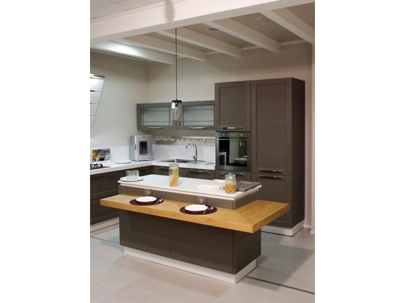 Cucina arrex bianca inglese legno for Mopar arredamenti