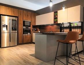 Cucina Arrex Mod loft wood OFFERTA OUTLET