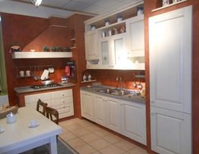 Cucina Arrex modello Nora laccata in muratura scontata del 53%