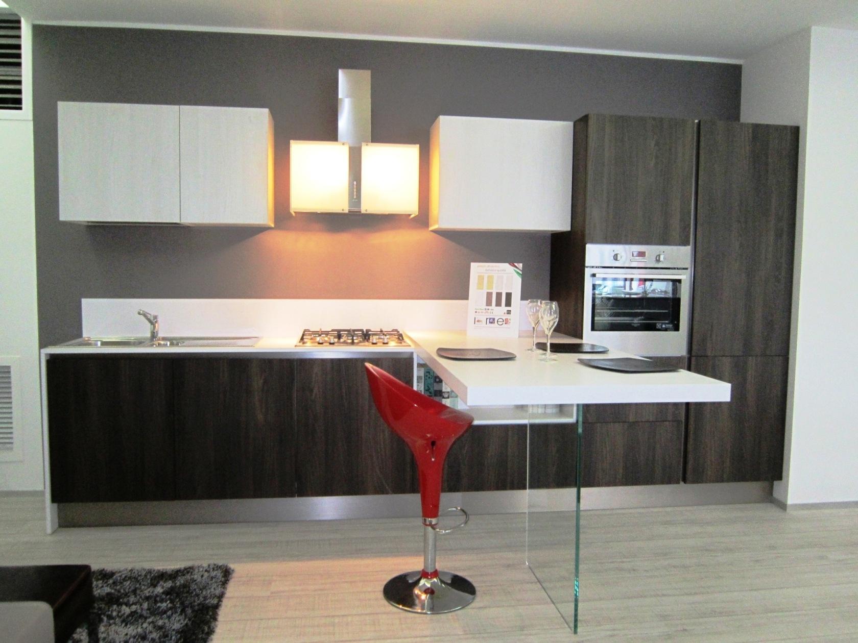 Cucina Arrital Cucine Ak02 Scontato Del  50 % Cucine A Prezzi  #6F3332 1680 1260 Veneta Cucine O Arrital
