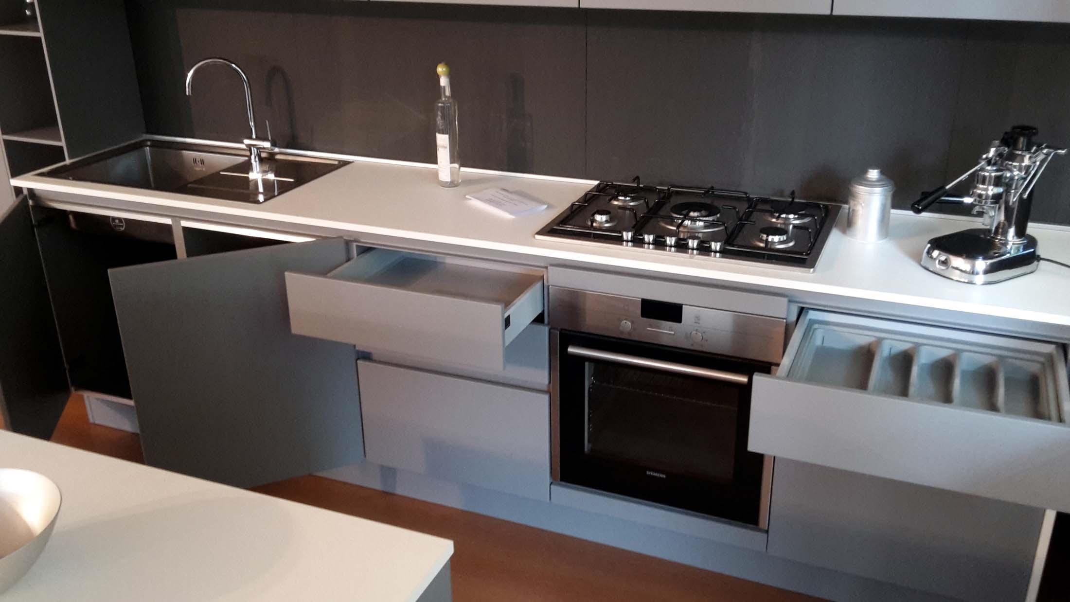 Cucina arrital cucine ak03 laccato opaco cucine a prezzi scontati - Cucine arrital prezzi ...