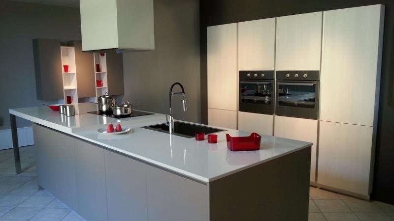 Cucina arrital cucine arrital ak02 laminato materico cucine a prezzi scontati - Cucine arrital prezzi ...