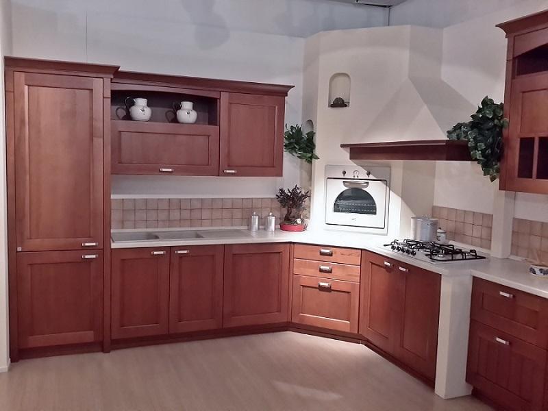 Cucina In Ciliegio Scontata : Cucina arrital scontata cucine a prezzi scontati