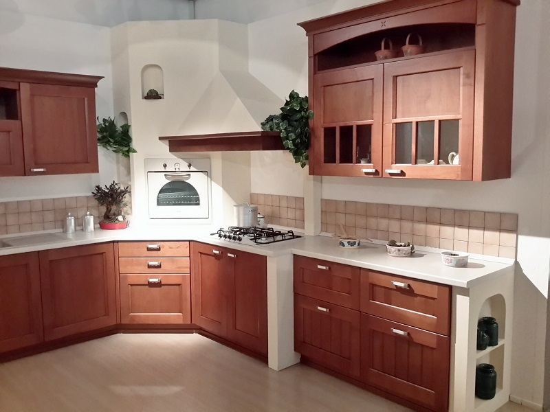 Cucina arrital scontata 69 cucine a prezzi scontati - Bagno finta muratura ...
