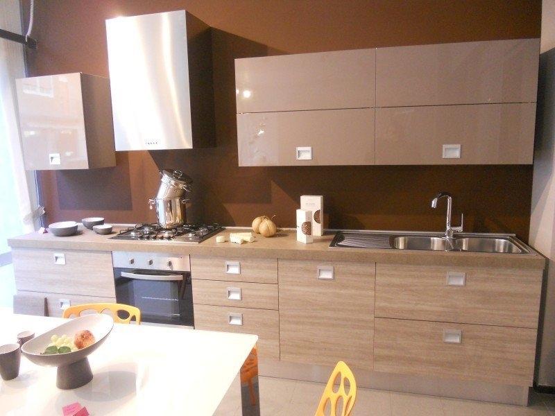 Cucina artec artec laminato materico cucine a prezzi - Laminato in cucina ...