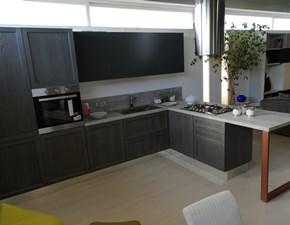 Cucina Artec Talea rovere grigio OFFERTA OUTLET