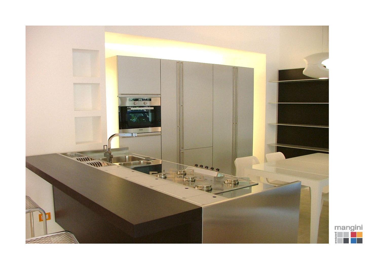 Cucina artematica di valcucine cucine a prezzi scontati - Canale attrezzato valcucine ...