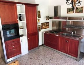CUCINA Artigianale Cucina artigianale legno moderna  PREZZO OUTLET