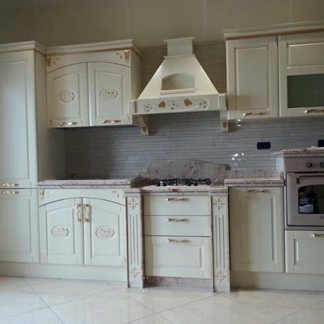 Cucina artigianale legno