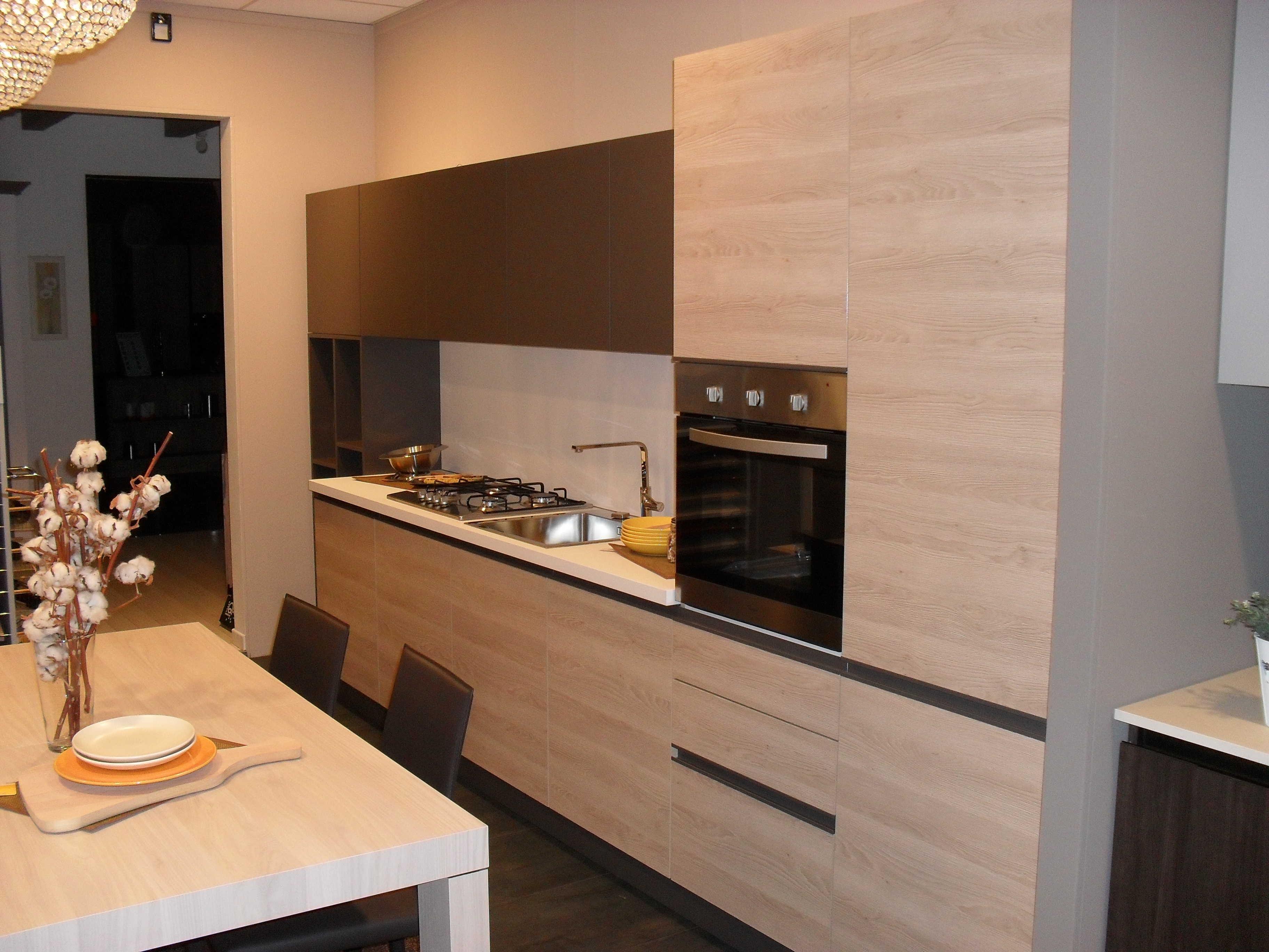 cucina bahia rovere naturale scontata del 53% - cucine a prezzi ... - Cucina Rovere Naturale
