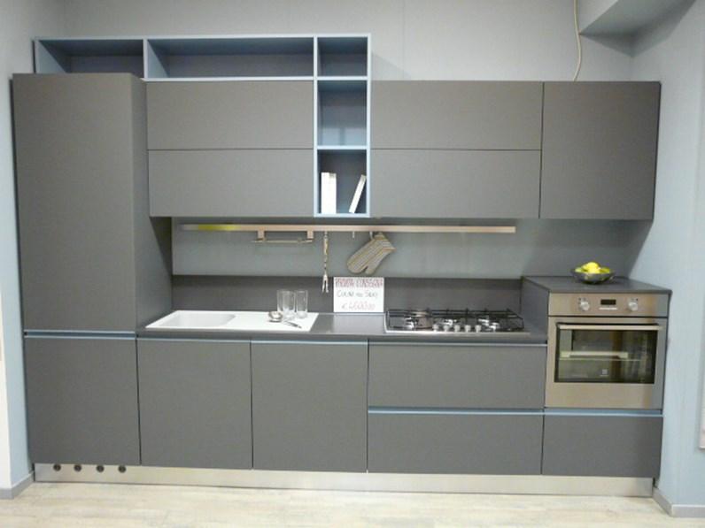 Cucina Laccata Opaca.Cucina Artre Cucina Modello Silkki Moderne Laccate Opaco