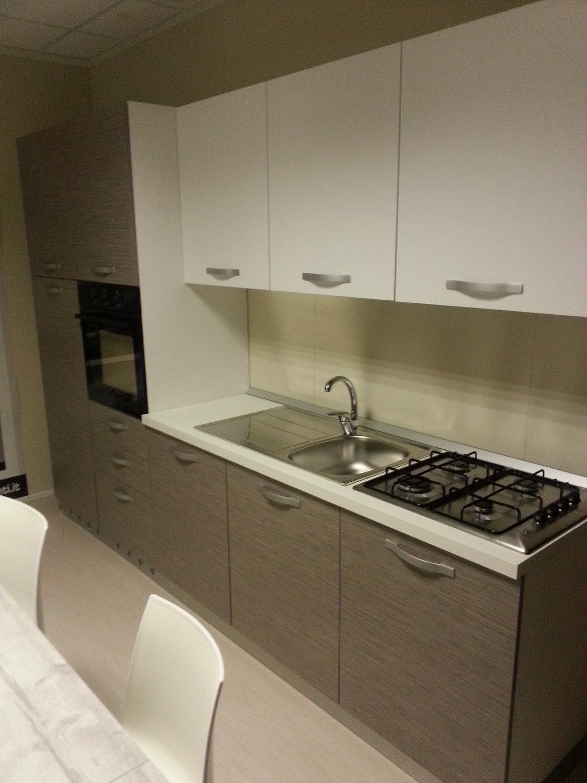 Cucina Astra 3mt con elett REX - Cucine a prezzi scontati