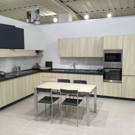 Cucina astra cucine angolare modello line laminato - Cucine astra prezzi ...