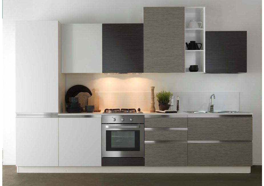 Cucina astra cucine combi laminato bambu 39 moderna cucine - Cucine astra prezzi ...