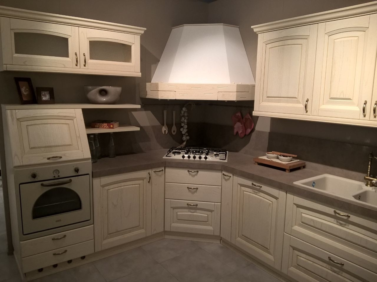 cucina astra cucine ducale country legno