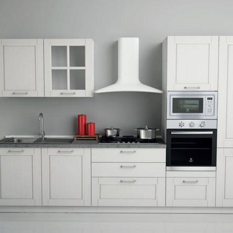 Cucina astra cucine epoca classica legno bianche cucine a prezzi scontati - Cappe da cucina classiche ...
