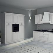 Cucina scavolini scavolini esprit classica legno bianca cucine a prezzi scontati - Cucine baron prezzi ...