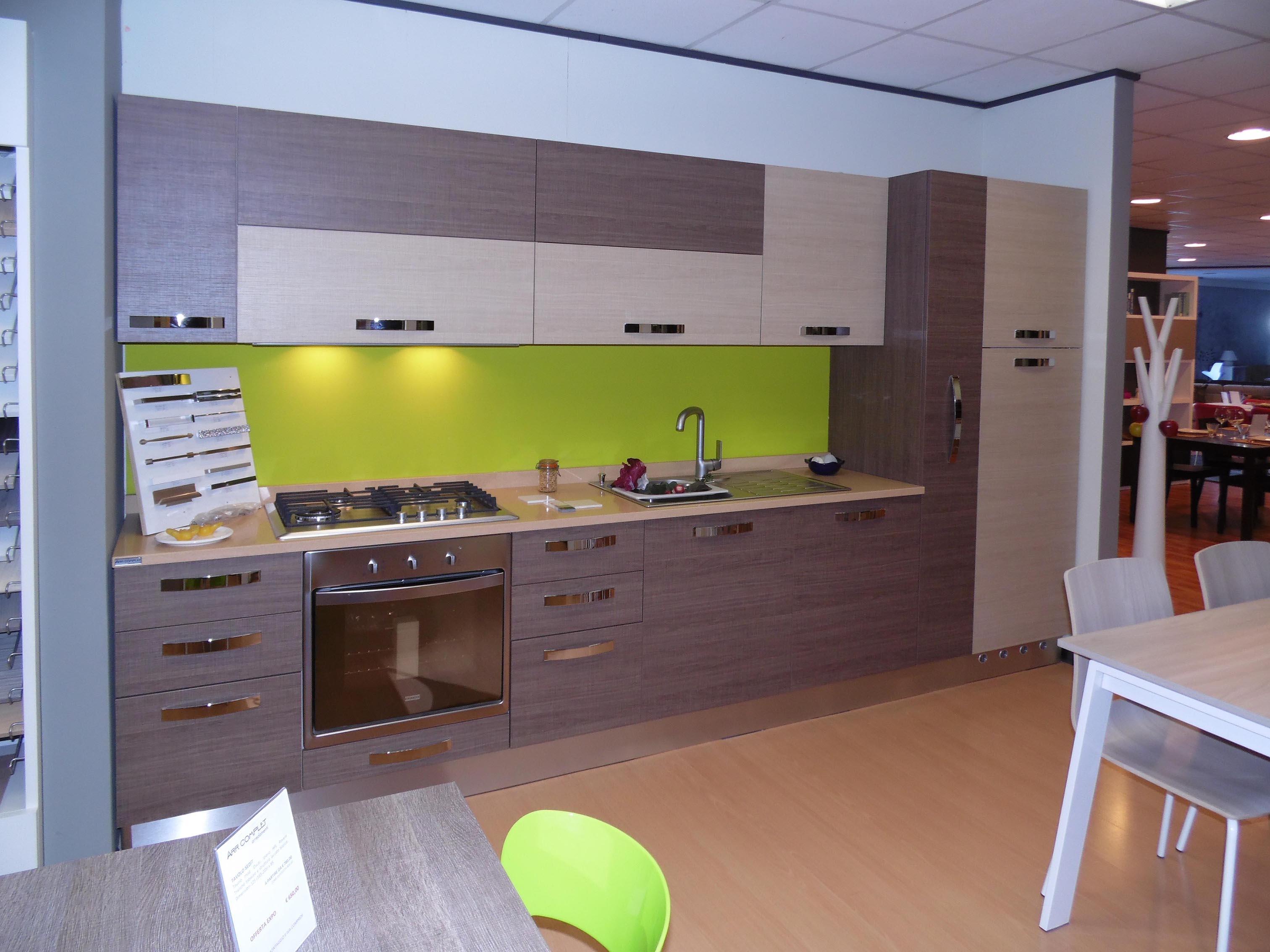 Cucina Astra Cucine Iride Sconto 75 Laminato Materico