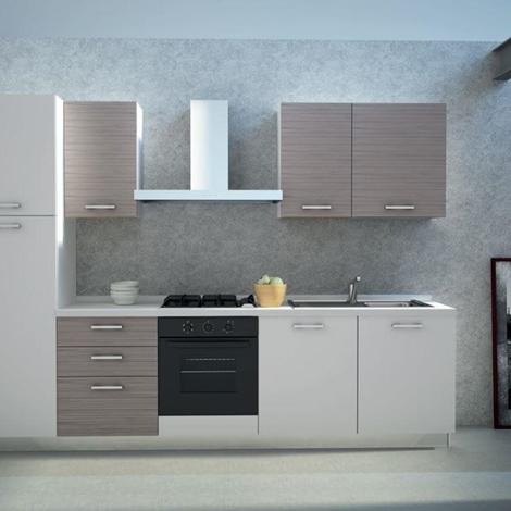 Cucine Moderne In Legno Bianco: Gallery Cucine Moderne Scheda prodotto Lube.