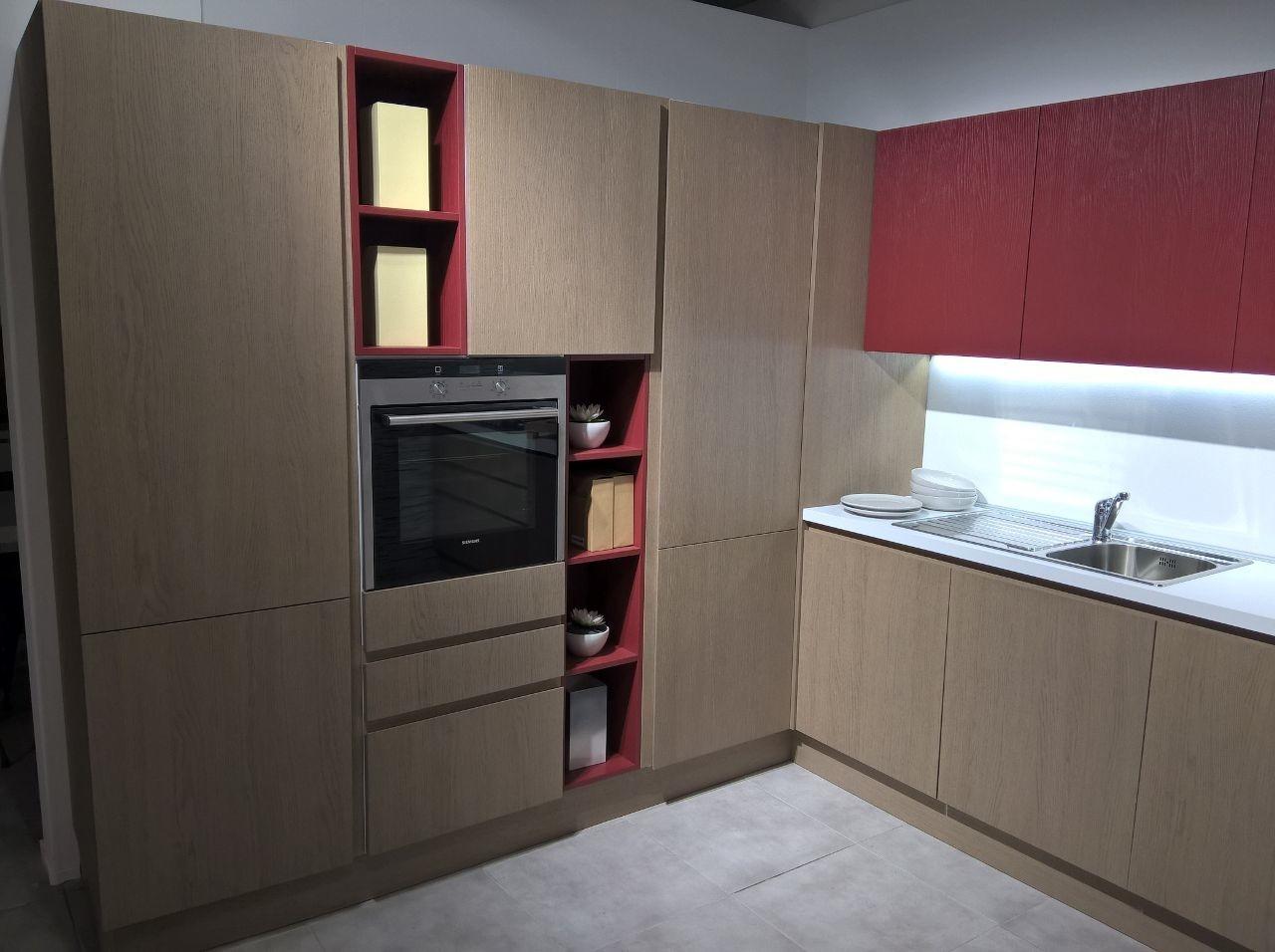 Cucina astra cucine tuttolegno moderne legno cucine a - Cucine astra prezzi ...