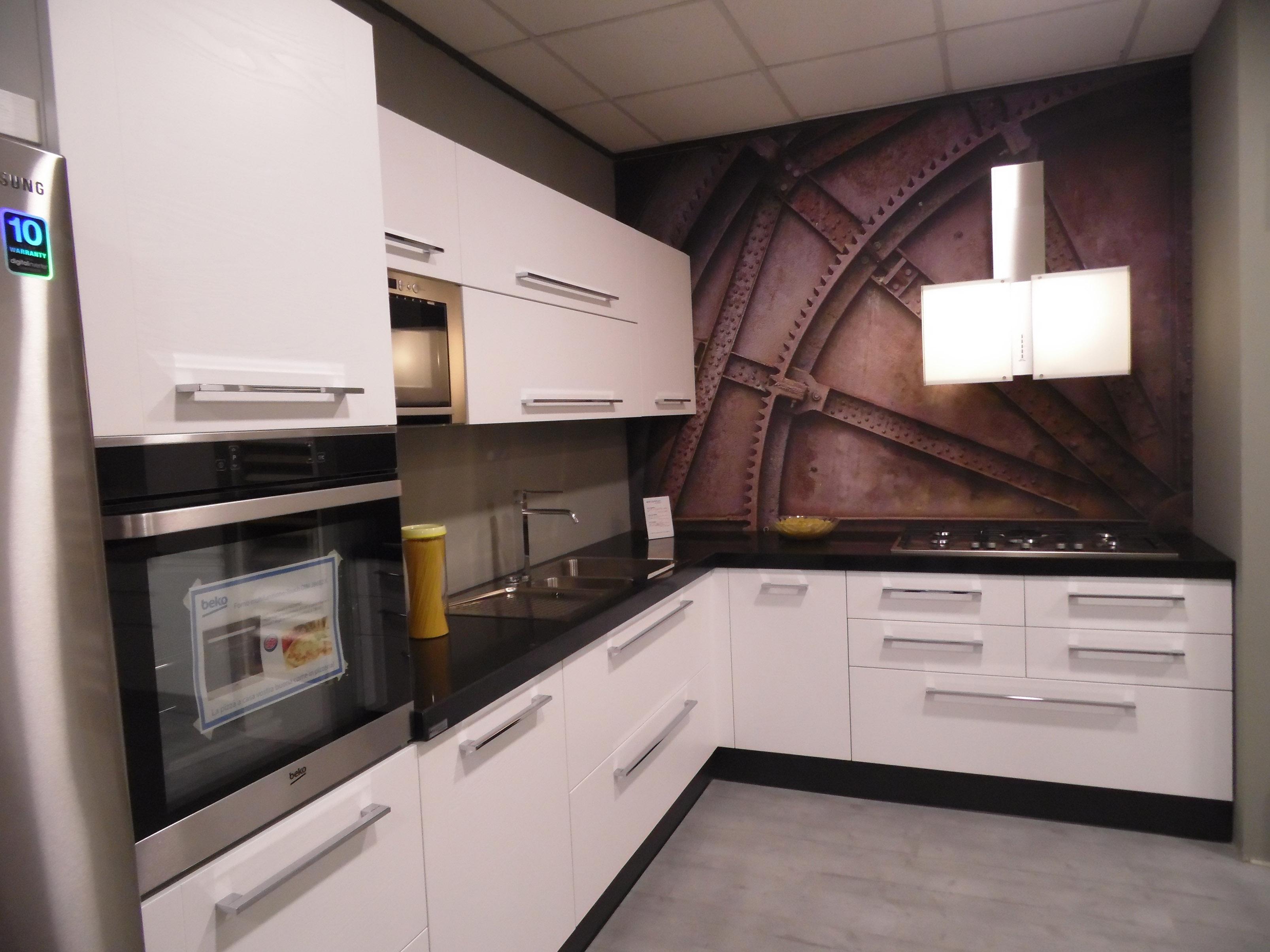 Cucina astra dada frassino poro aperto bianco sconto 71 cucine a prezzi scontati - Dada cucine prezzi ...