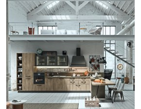CUCINA Astra Sp 22 industrial PREZZO OUTLET