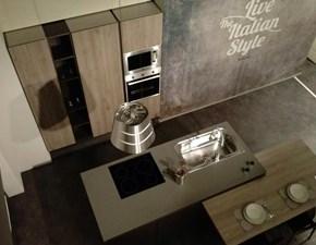 Cucina b ad isola Modello B50 Berloni