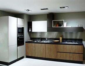 Cucina B50 gola cava moderna altri colori lineare Berloni cucine