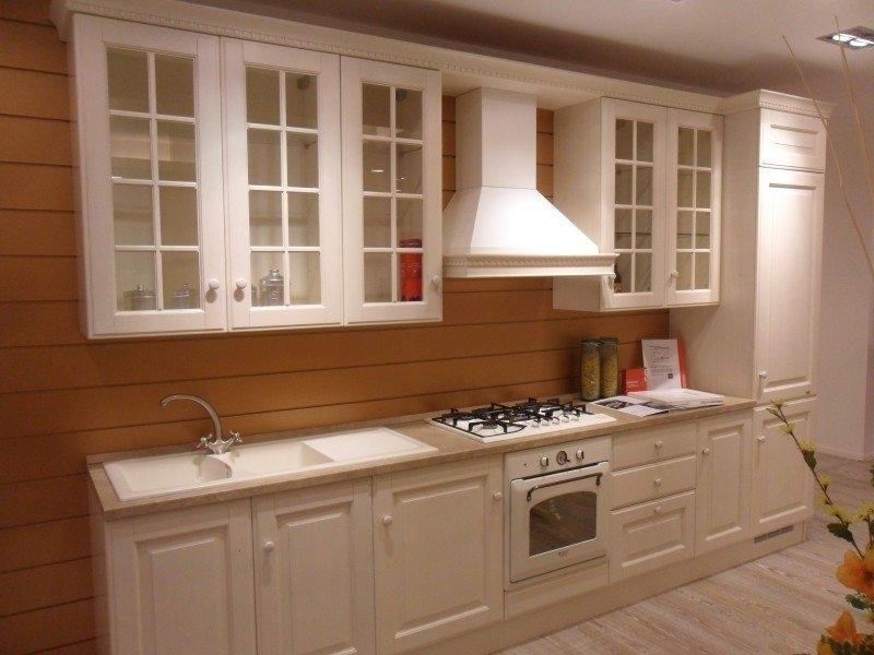 Cucina baltimora cucine a prezzi scontati - Scavolini cucina bianca ...