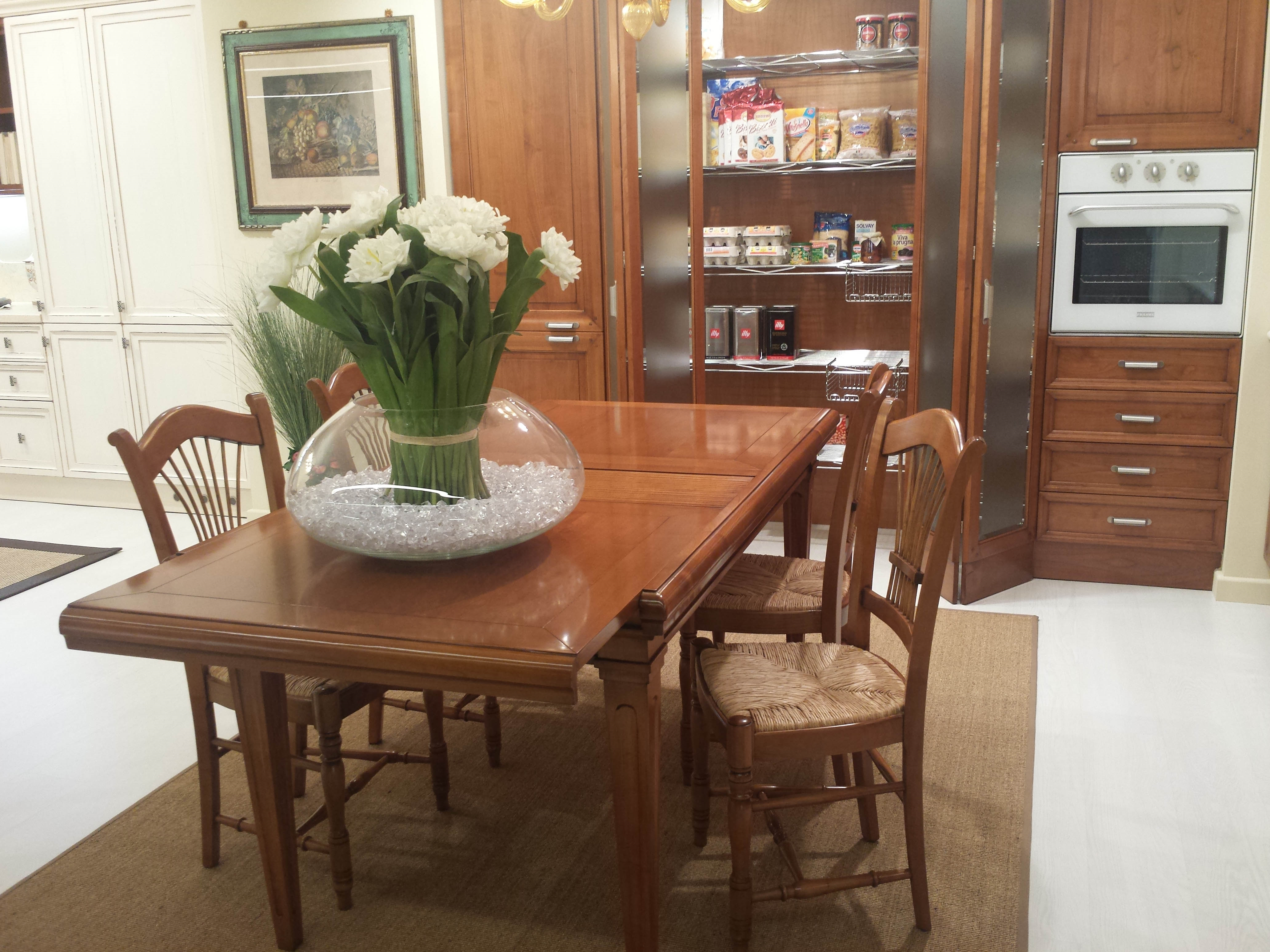 Cucina bamax altamarea classica in ciliegio cucine a prezzi scontati