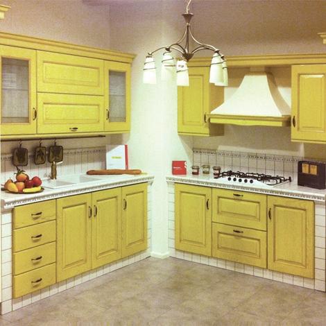 Cucina belvedere 6419 cucine a prezzi scontati for Outlet arredamento puglia