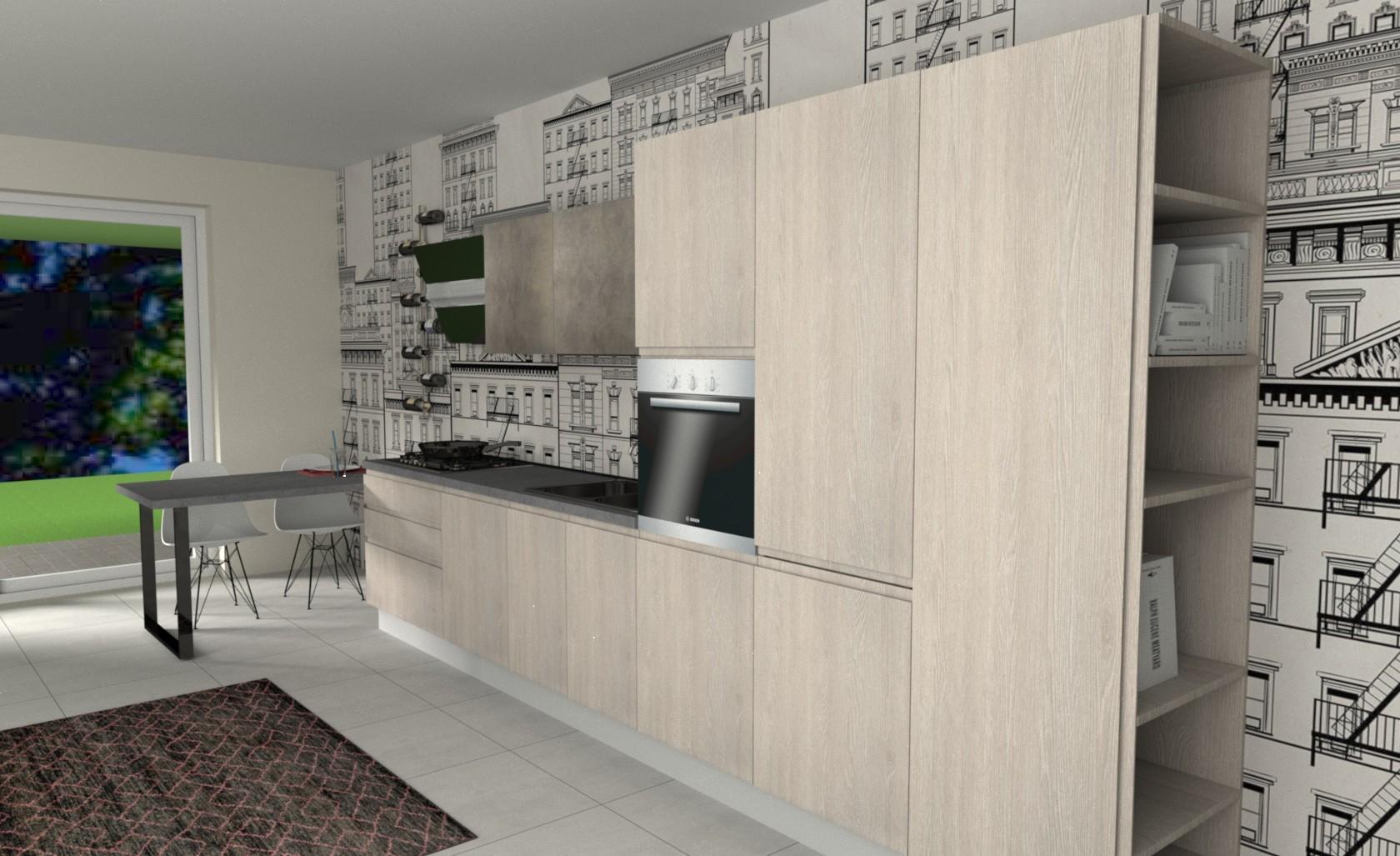 Cucina berloni cucine brera scontato del 50 cucine a - Cucine moderne berloni prezzi ...