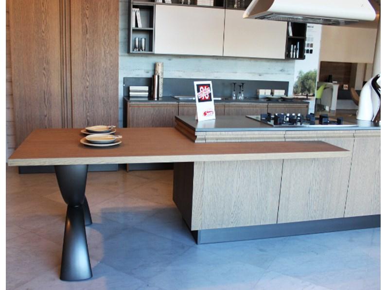 Berloni cucina canova con isola for Berloni arredamenti