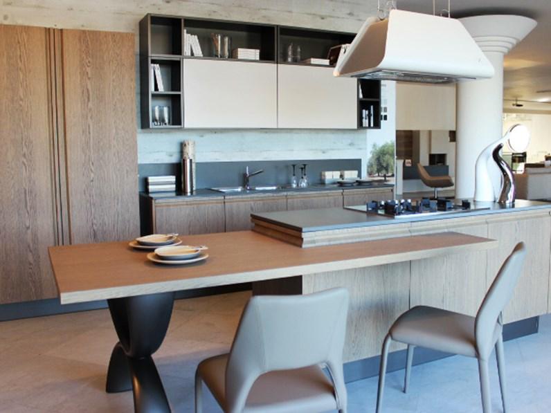 Berloni Cucina Canova con isola