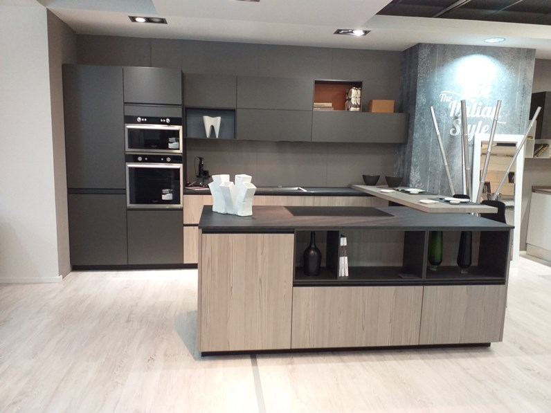 Cucina berloni cucine meeting prezzo outlet for Outlet cucine di marca