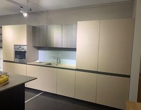 Cucina Berloni cucine moderna ad isola altri colori in laminato materico Meeting
